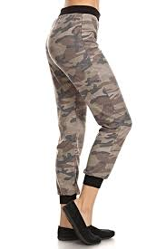 CAMO LOUNGE PANTS - Erin Edit Shop