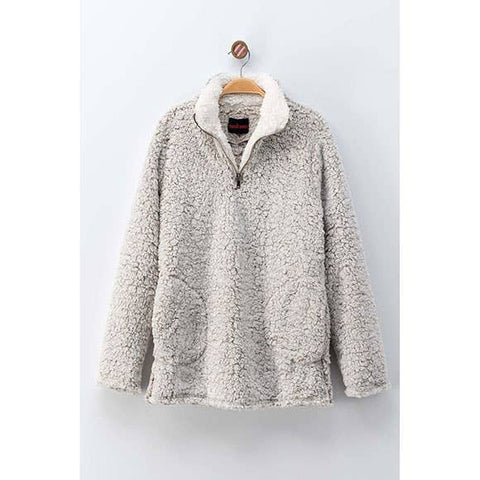 PEARL BEAD SWEATER