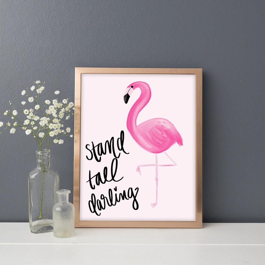 Stand Tall Darling Print - Erin Edit Shop