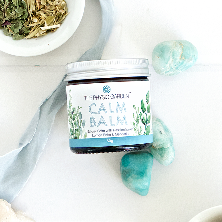 Calm Balm - The Physic Garden