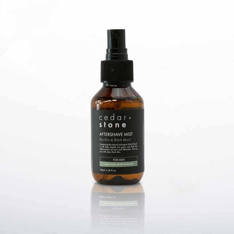 Men's Tea Tree & Witch Hazel Aftershave Mist