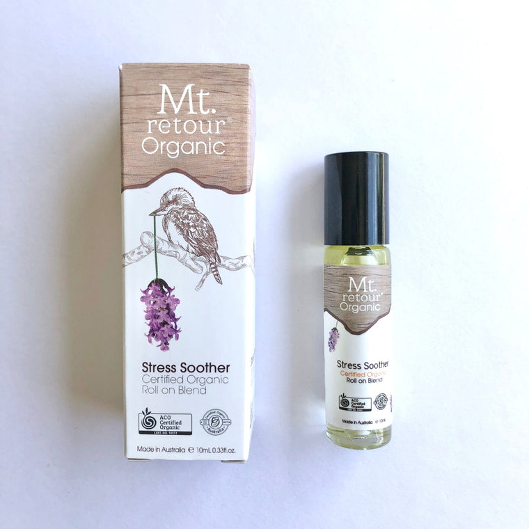Organic Essential Oil Roller Blend