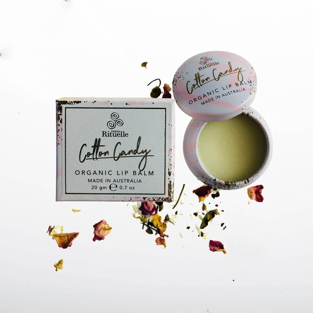 Cotton Candy - Organic Lip Balm