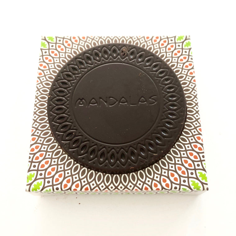 Mandalas Raw Chocolate