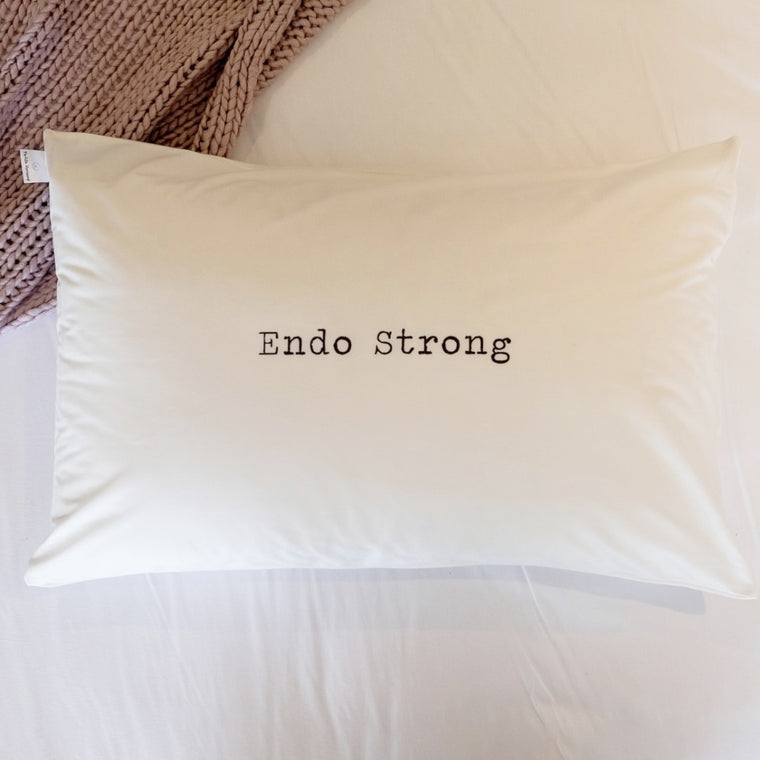 Pillow Case - Endo Strong