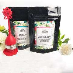 Clean Tea - Pregnancy Duo