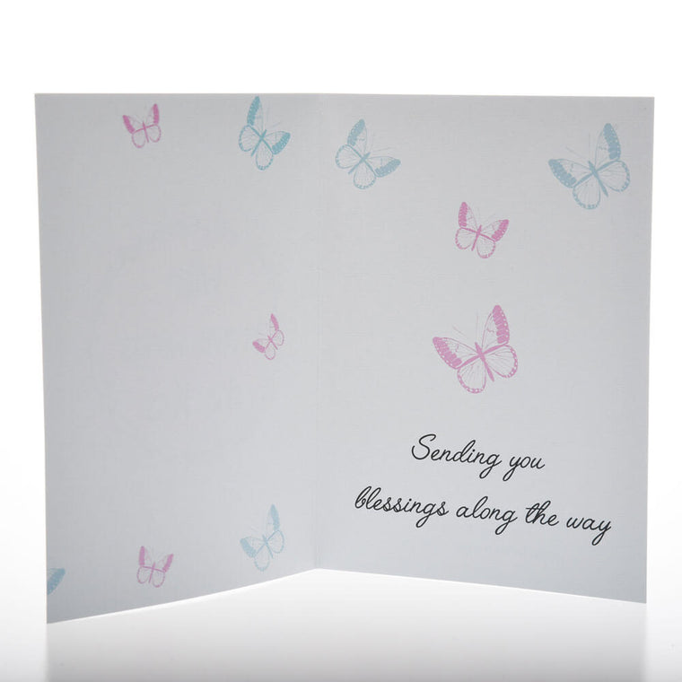 Greeting Card - Brave Wings