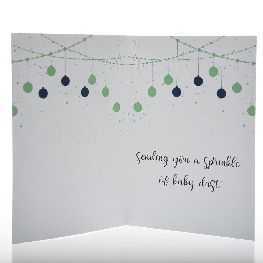 Greeting Card - Miracles