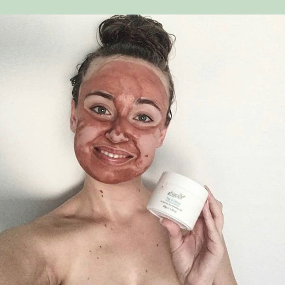 Pig In Mud Mineral Mask
