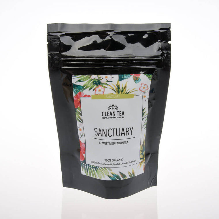 Clean Tea - Sanctuary - Meditation Tea