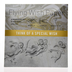 Flying Wishing Paper