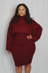 2 Piece Sweater Dress