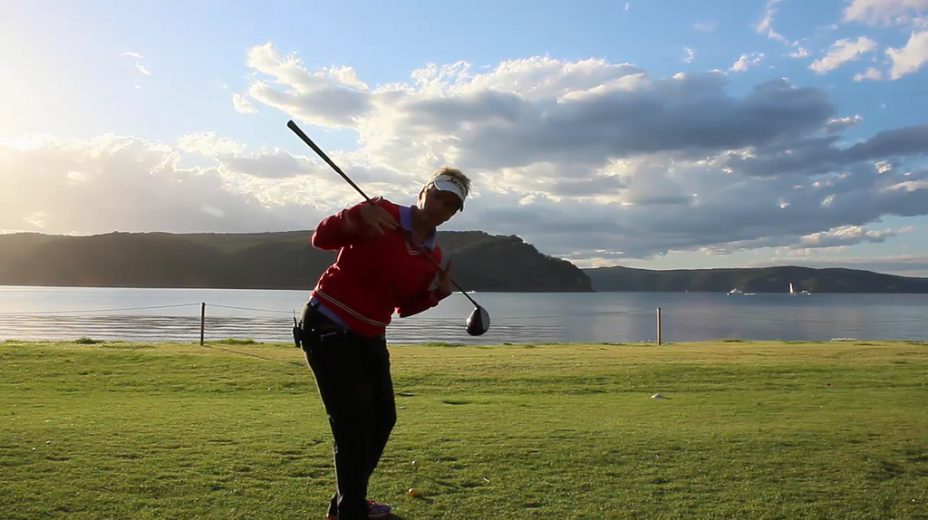 #122 Web TV: Golf Driving Tips – Are You Doing This With Both Your Shoulders?