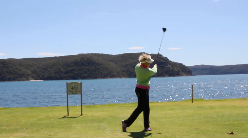 #125 Web TV: Golf Driving Tips - Get More Distance Part 2