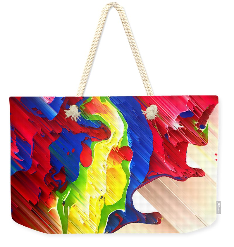 Breathe - Weekender Tote Bag