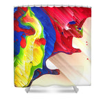 Breathe - Shower Curtain