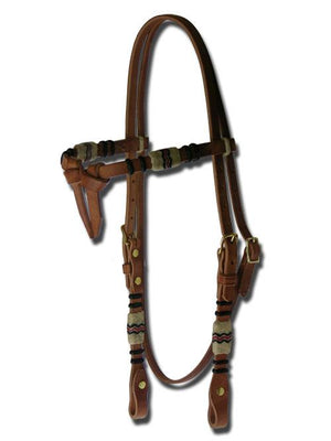 Slide Ear and Browband Headstalls