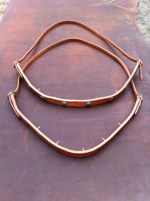 Bridleless Neck Rein Tack Collar