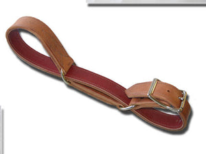 Hobble with Chap Lining Leather