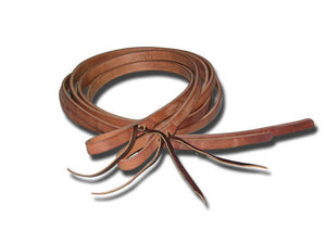 Premium Heavy Leather Split Reins