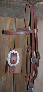 "Pro Harness Headstall 5/8"" or 3/4"""