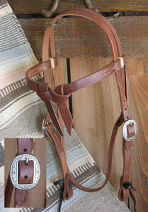 Knotbrow Pro Harness Headstall 3/4""