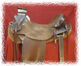 Cliff Wade Buckaroo Ranch Saddle