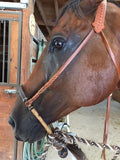 Bishop Bosal Hanger Headstall