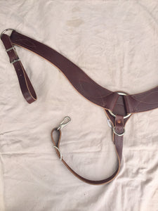 Leather Roper Breast Collar