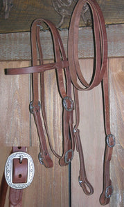 Adjustable Bridle Rein Set