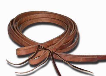 Harness Leather Split Reins