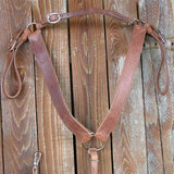 Nevada Style Over the Neck Breast Collar