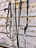 Black Sheekaroo Bridle Set