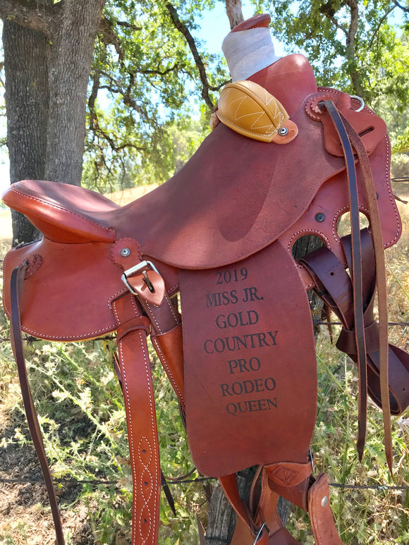 Award saddles