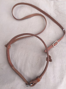 Heavy Harness Noseband