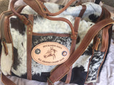 Customized Hair On Bag Award Tack