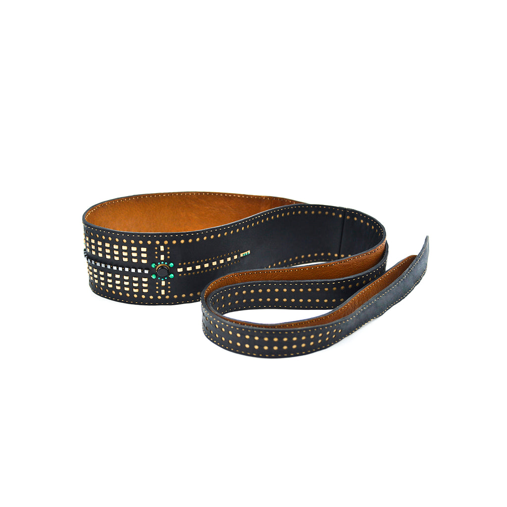 Rail Road Me Belt *SHIPS 2-3 Weeks from date of purchase