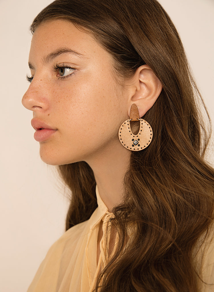 Understory Earring - Natural