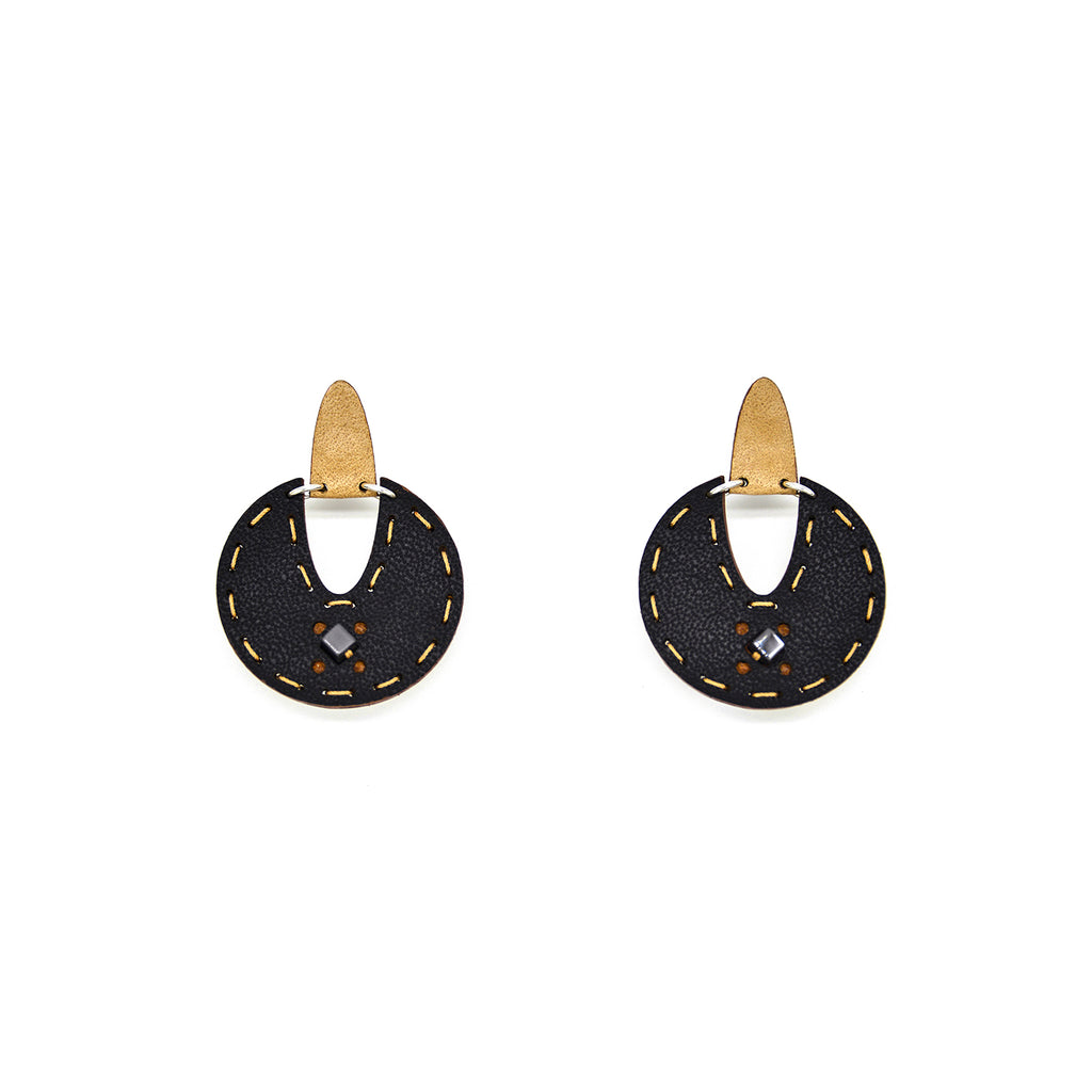 Understory Earring - Black