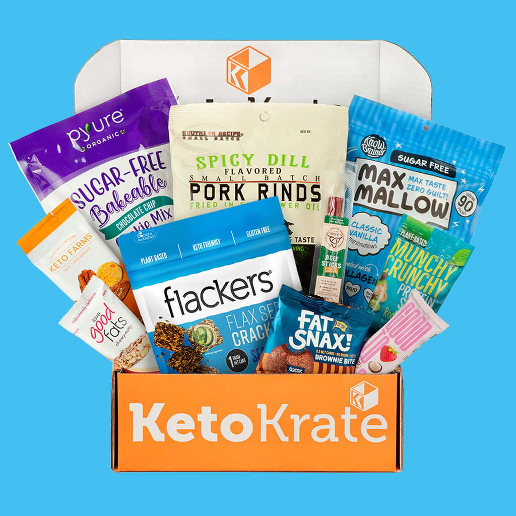 Flackers in the September Keto Krate