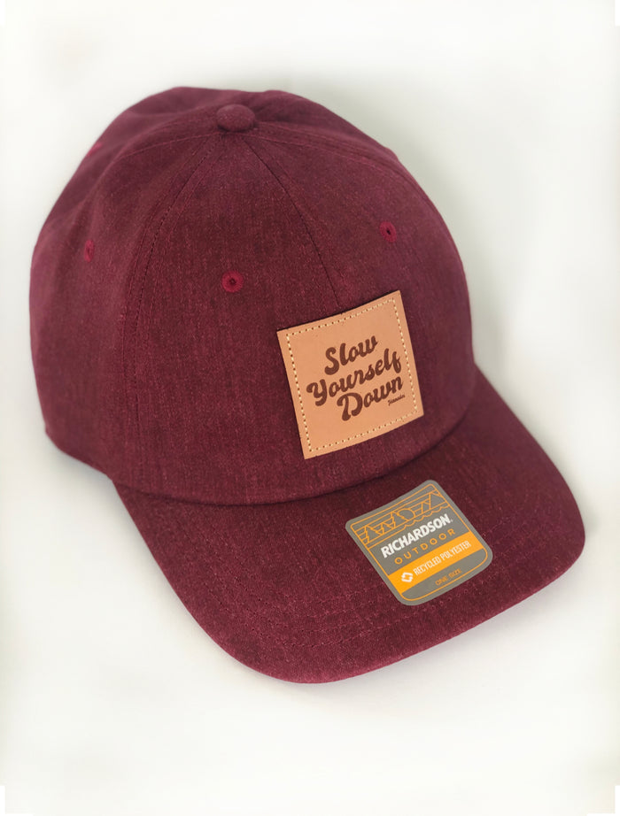 Recycled Performance Hat