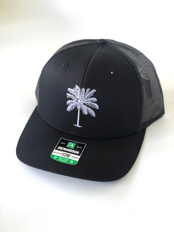 SYD Coco Palm Trucker Hat