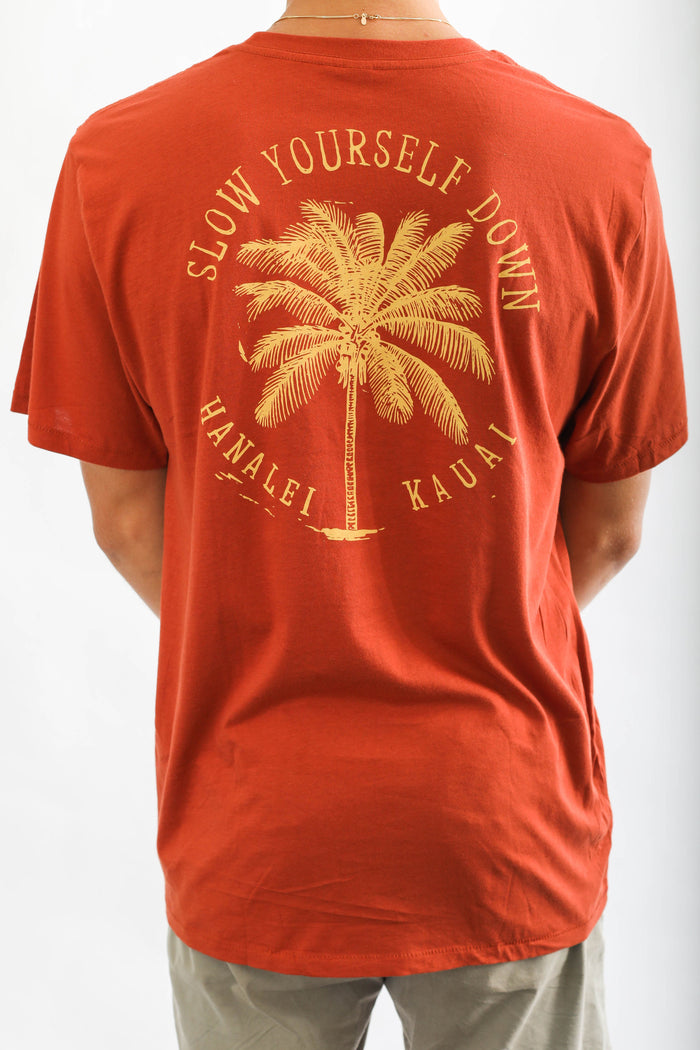 SYD COCONUT TREE TEE