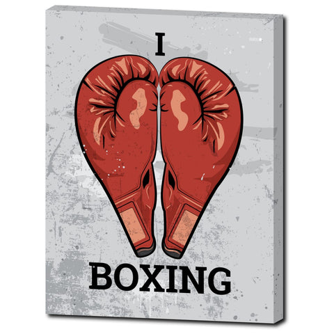 I Heart Boxing