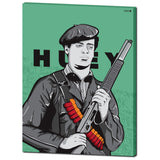 Huey's Rifle