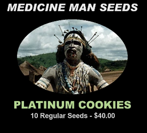 Platinum Cookies seeds