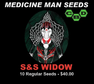 Sweet & Sour Widow seeds