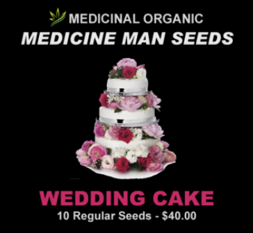 Wedding Cake strain seeds