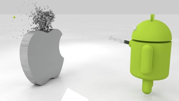 Which Mobile OS is More Secure? Android vs IOS
