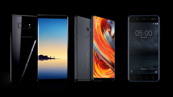The Best Android Smartphones of 2018